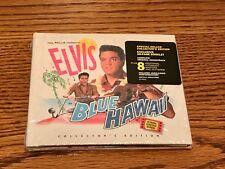 ELVIS BLUE HAWAII COLLECTOR'S EDITION CD WITH STICKER ~ STILL IN SHRINK