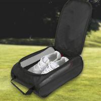 Classic Golf Shoe Bag / Football Boot Bag Storage Large Capacity Organizer