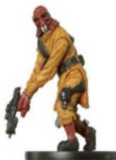 Star Wars miniatures 2x x2 Aqualish Spy Clone Strike NM with Card