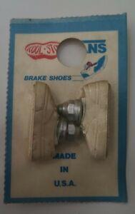 Kool-Stop Vans Break Shoes white
