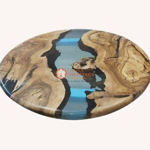Epoxy Table, dining, sofa, center table tops Acacia Resin Table ,Custom Order