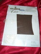 RAR Vintage Elbeo Clou Feinstrumpfhose Naht + Hochferse Gr. 38-40 biber OVP