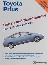 2004 2005 2006 2007 2008 Toyota Prius Factory Repair Service Manual TP08