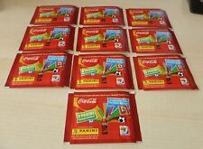 Panini World Cup stickers 2010 Coca Cola Klose Promotional 10 Sealed Packets