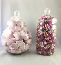 Large Plastic Jar, Victorian DIY Candy Buffet Kit, Weddings/Parties YOU CHOOSE