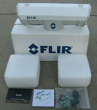 Flir F 645e 13mm 427 0030 51 00 Long Range Ntsc Thermal Ip Security Camera 11k