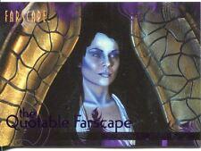 Farscape Season 4 The Quotable Farscape Chase Card Q60