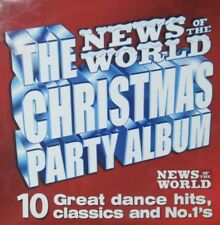 THE CHRISTMAS PARTY ALBUM CAROLS MUSIC CD NEWS OF THE WORLD MUD AULD LANG SYNE