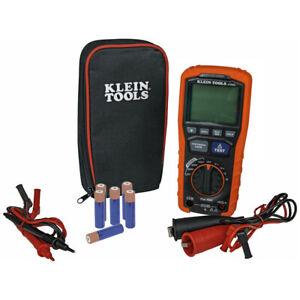 Klein Tools ET600 Insulation Resistance Tester Kit New