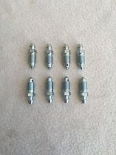 8 X Stainless Steel Bleed Nipple Screws M10x1.0 Brembo Calipers Porsche Cayenne