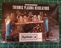 Sector Mechanicus terrain. Thermic Plasma reactor sprue