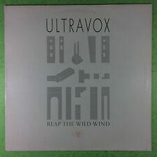 Ultravox - Reap The Wild Wind / Hosanna (Dans Excelsis Deo) Chrysalis CHS12-2639