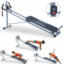 Total Gym Exercise Equipment Body Weight Strength Trainer Home Fitness Machines