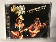 CD THE MARSHALL TUCKER BAND New Year's in New Orleans (2 CDs, BF 2019) NEW MINT