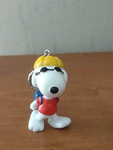 Snoopy Peanuts Comic Figure - Vintage Porte-Clés Porte Cles