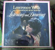 Lawrence Welk & His Champagne Music Makers 'Listening and Dancing' 6 LPs Sealed
