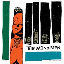 THE MONO MEN Sin and Tonic CD Garage Rock Punk Estrus NEW