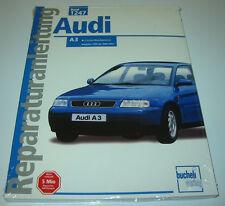 Reparaturanleitung Audi A3 Typ 8L 1,9 Liter Diesel Baujahr 1995 - 2000 2001 NEU!