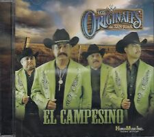 Los Originales De San Juan El Campesino CD Nuevo