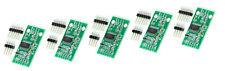 5 Stück 24-Bit Analog digital AD-Wandler HX711 für Arduino Rasperry Pi DIY Waage