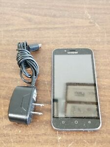 Coolpad Defiant 3632A Cellphone Gray 8GB MetroPCS Smart Phone