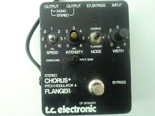 t.c.electronic Stereo Chorus/Flanger vintage