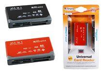 Lettore di Card PC USB 2.0 All in One USB Mini Card Reader 30790