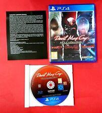 Devil May Cry HD Collection - PLAYSTATION 4 - PS4 - USADO - MUY BUEN ESTADO
