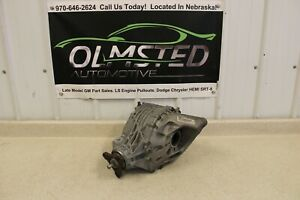 11 14 Dodge Charger Challenger Rear Axle Differential Carrier 3.06 Ratio SRT8