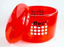 Effect Energy rote Ausführung Eiswürfelbehälter TOP!! 7 l Flaschenkühler