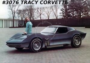 1968-1982 Corvette Mako Shark Body Kit Front Rear Fiberglass