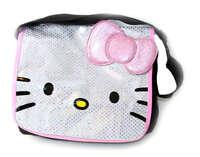 Hello Kitty Pink Bow Messenger Bag