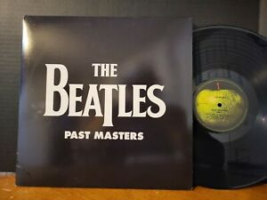 The Beatles - Past Masters Vinyl 2LP Mono 180g Paul McCartney John Lennon Ringo!