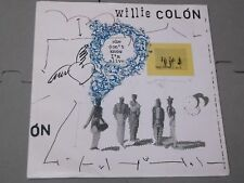 "Willie Colon:   She Don't Know I'm Alive  7""     Near Mint Unplayed"