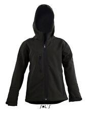 Cappotti e giacche nero in estate per bambine dai 2 ai 16 anni