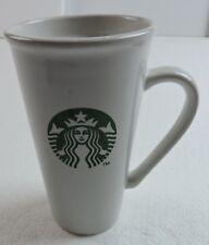 """Starbucks 2012 Mermaid Logo 6"""" Tall 16 oz. Coffee Cup Mug no lid"""