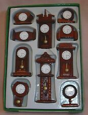 Any Room Clock Miniature Home Décor for Dolls