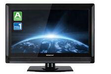 Megasat CTV 16 plus DVD 41 cm 16 Zoll+Camping+CaravanLED TV DVB-S2/T2/C*12V 230V