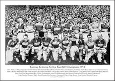 Carlow Lenister Champions 1944: GAA Print