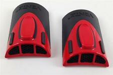 Ventz | Motorcyclist Air Flow Cooling System | Reduce Heat Jacket Vents - Red