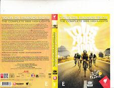 Le Tour De France 2012-The Complete SBS Highlights-Bike Racing LTDF-3 DVD