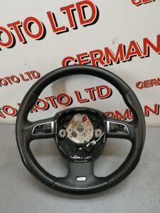 Audi A4 S Line 120 Tfsi Saloon B8 2010 STEERING WHEEL 8K0419091BB
