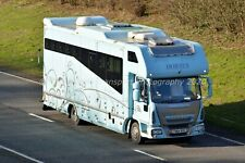 Truck Photo 12x8 - Iveco - Sovereign - FN64 BOH