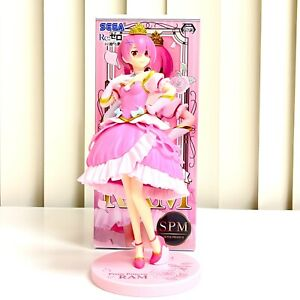 Sega Re Zero Starting Life Another World SPM Figure Pretty Princess Ram SG6158