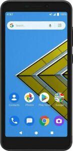 AT&T Radiant Core Prepaid 4g Phone U304AA Gray