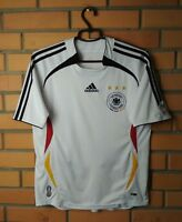 Germany Home football shirt 2005 - 2006 size kids L  jersey soccer Adidas