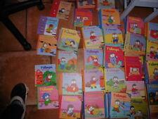 livre de tchoupi  c est le prix  de 1  livre 2.99 sauf 5
