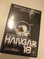 Dvd  HANGAR 18 (un accidente en el espacio)