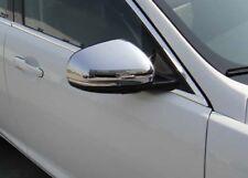 Jaguar S-Type Chrome Mirror Cover Overlay Finisher Set 1999 2000 2001 2002