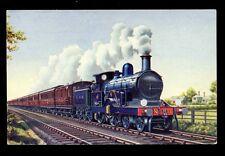 RAILWAY GER Norfolk Coast Express Locomotive #11 early PPC